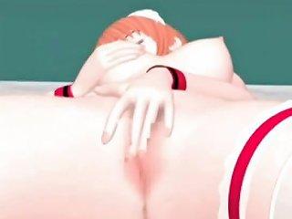 VipTube Sex Video - Nice Anime Pussy Hardly Banged And Tenderly Masturbated