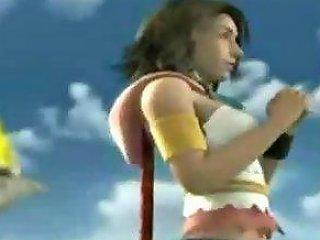 GotPorn Sex Video - XXX Final Fantasy Mission
