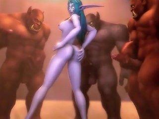 XHamster Sex Video - 3d Banging Free Cartoon Hentai Porn Video E5 Xhamster